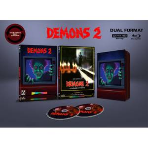Demons 2 - 4K Ultra HD (Includes Blu-ray)