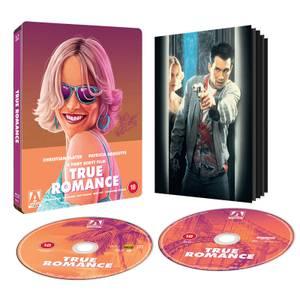 True Romance - Zavvi Exclusive 4K Ultra HD Steelbook (Includes Blu-ray)