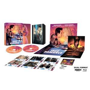 True Romance - Zavvi Exclusive 4K Ultra HD Deluxe Steelbook (Includes Blu-ray)