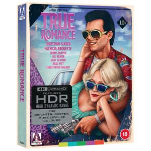 True Romance Limited Edition 4K Ultra HD