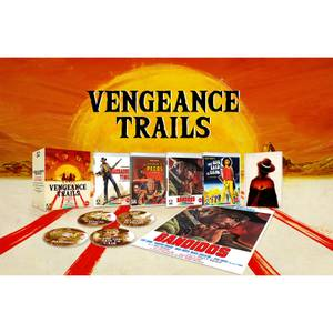 Vengeance Trails: Four Classic Westerns Limited Edition