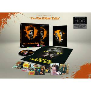 The Cat O' Nine Tails Limited Edition 4K Ultra HD