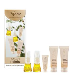 The Jojoba Company Ultimate Mini's Set (Worth $73.00)