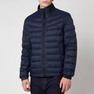 BOSS Casual Men's Olido Jacket - Dark Blue