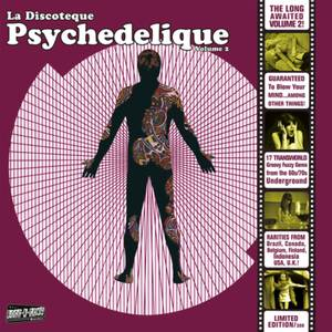Various Artists - La Discoteque Psychedelique Vol. 2 LP (Purple)