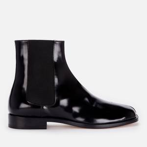 Maison Margiela Men's Tabi Advocate Boots - Black