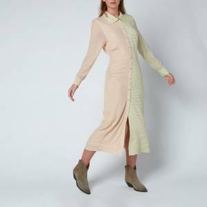 Holzweiler Women's Peppo Dress - Green Mix