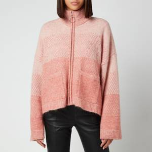 Holzweiler Women's Tine Knitted Cardigan - Light Pink