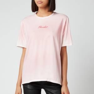 Holzweiler Women's Kjerag Spray T-Shirt - Light Pink