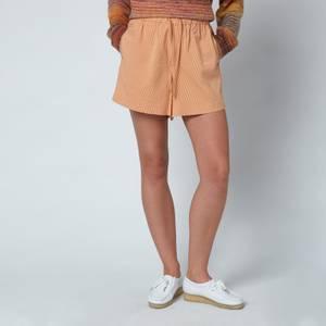 Holzweiler Women's Musan Shorts - Light Orange