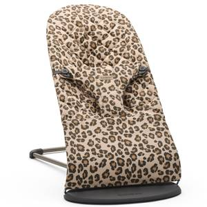 BABYBJÖRN Bouncer Bliss - Beige Leopard