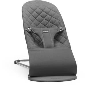 BABYBJÖRN Bouncer Bliss - Anthracite Cotton