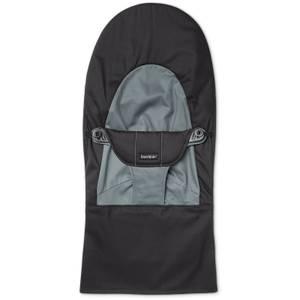 BABYBJÖRN Spare Fabric Seat For Balance Bouncer Soft - Dark Grey / Black Cotton