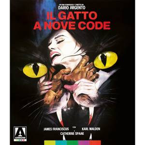 The Cat O' Nine Tails (Arte Originale) - Limited Edition 4K Ultra HD