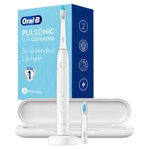 Pulsonic Slim Clean Reise-Edition Weiß