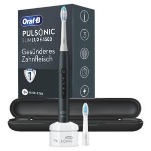 Pulsonic Slim Luxe 4500 Elektrische Zahnbürste, schwarz