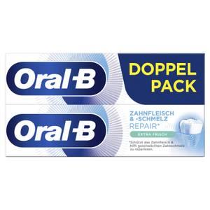 Zahnfleisch & -schmelz Repair Extra Frisch Zahncreme 2x75ml