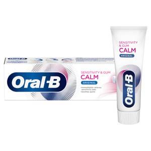 Oral-B Sensitivity & Gum Calm Original Toothpaste 75 ml