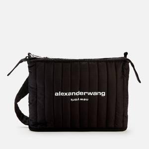 Alexander Wang Women's Elite Shoulder Bag - Black