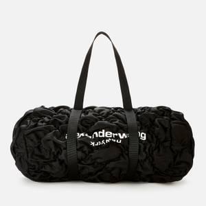 Alexander Wang Women's Rebound Ruched Duffle Bag - Black