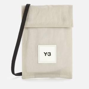Y-3 Men's CH3 Pocket Bag - Cream
