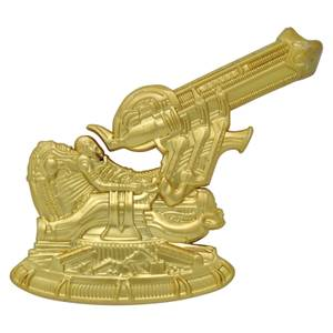 Fanattik 24k Gold Plated Alien XL Pin