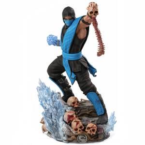 Iron Studios Mortal Kombat Art Scale Statue 1/10 Sub-Zero 23 cm