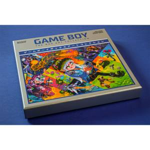 Game Boy: The Box Art Collection Limited Silver Version by Bitmap Books