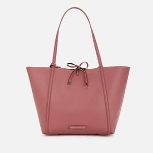 Armani Exchange Women's Angie Reversible Tote Bag - Rose/Black