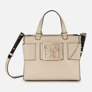 Armani Exchange Women's Susi Medium Tote Bag - Cashmere