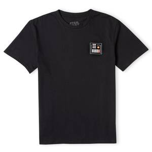Star Wars Limited Edition Darth Vader Puff Print Unisex T-Shirt - Black