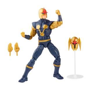 Hasbro Marvel Legends Collection Marvel's Nova 6 Inch Action Figure