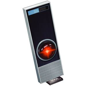 1:1 Hal 9000 - 2001: A Space Odyssey - Plastic Model Kit