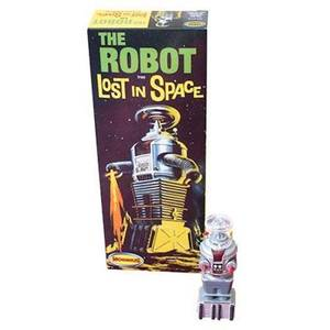 1:24 Lost in Space B9 Robot - Plastic Model Kit