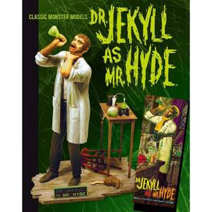 1:8 Dr. Jekyll as Mr. Hyde - Plastic Model Kit