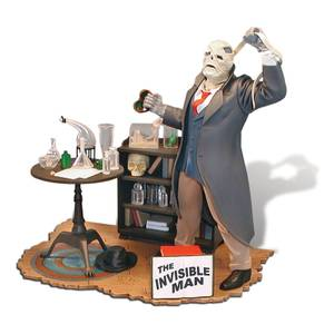 1:8 The Invisible Man - Plastic Model Kit