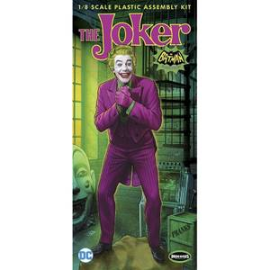 1:8 Cesar Romero as The Joker - Plastic Model Kit