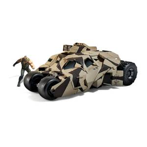 1:25 Armoured Tumbler with Bane Figure - Plastic Model Kit
