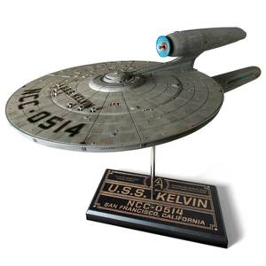 1:1000 U.S.S Kelvin NCC-0514 - Plastic Model Kit