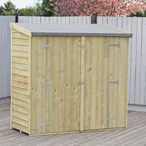 Shire Shed Overlap 6x3 Pent