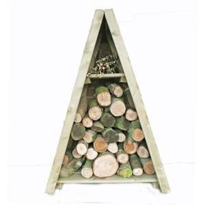 Shire Small Triangular Log Store Overlap