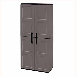 Shire Large Storage Cupboard Shelves