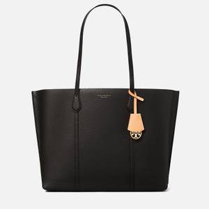Tory Burch Women's Perry Triple Compartment Tote Bag - Black