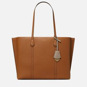 Tory Burch Women's Perry Triple Compartment Tote Bag - Light Umber