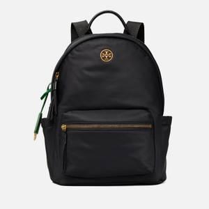 Tory Burch Women's Piper Zip Backpack - Black