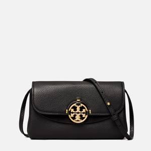 Tory Burch Women's Miller Wallet Cross Body Bag - Black