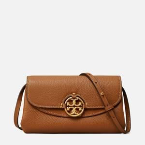Tory Burch Women's Miller Wallet Cross Body Bag - Light Umber