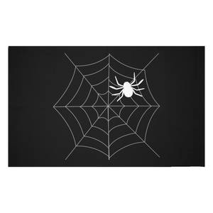 Spider Web Large Woven Rug