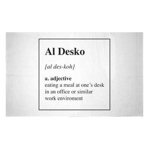 Al Desko Definition Woven Rug
