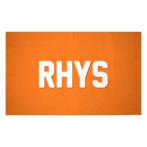 Embossed Rhys Woven Rug